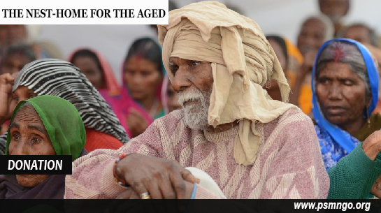 Donate Online for Old People | Support a Senior CitizenCommunityCharity - Donate - NGOAll Indiaother