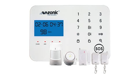 Wireless Alarm SystemsElectronics and AppliancesSecurity CamerasWest DelhiOther