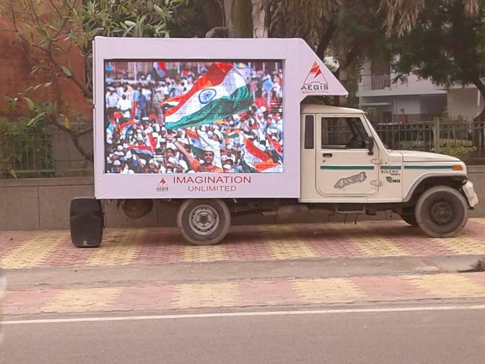 Led van on hire in AhmadabadServicesCar Rentals - Taxi ServicesSouth DelhiNehru Place