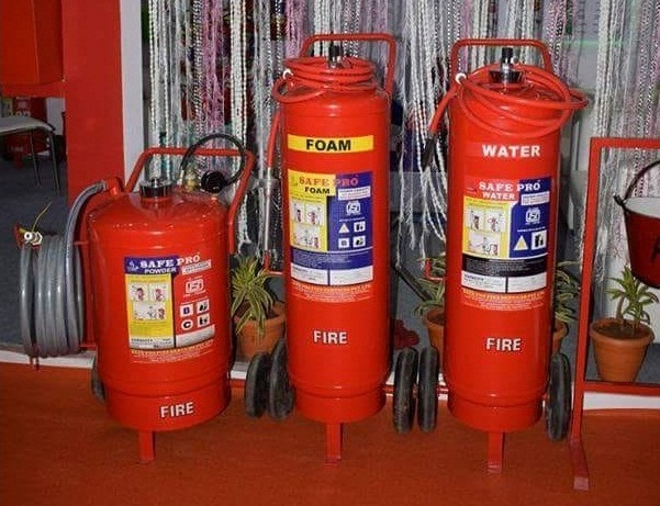 Fire Extinguisher Sales And ServicesServicesEverything ElseAll Indiaother