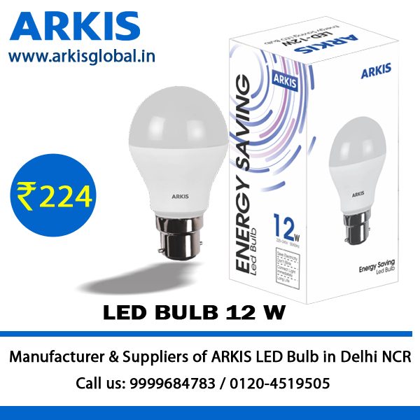 LED Bulb Manufacturers in Delhi NCRElectronics and AppliancesAccessoriesNoidaNoida Sector 2