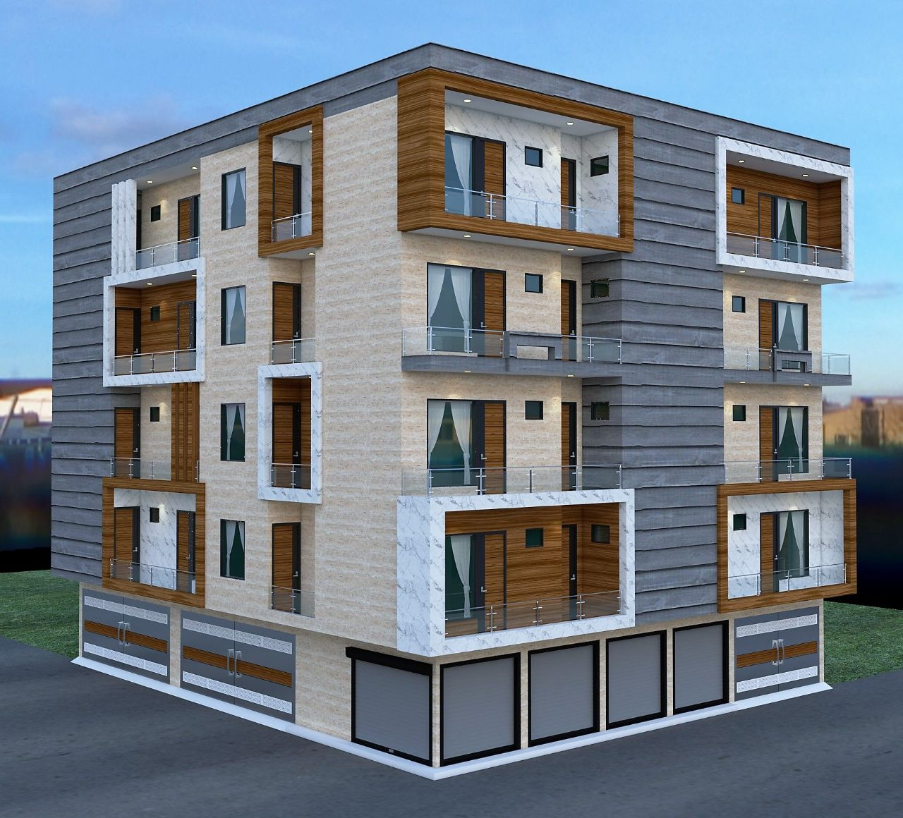 8674421993fc 3 bhk flat for sell in dwarka