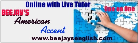 Beejays Personalized Online American Accent TrainingEducation and LearningCoaching ClassesSouth DelhiFriends Colony