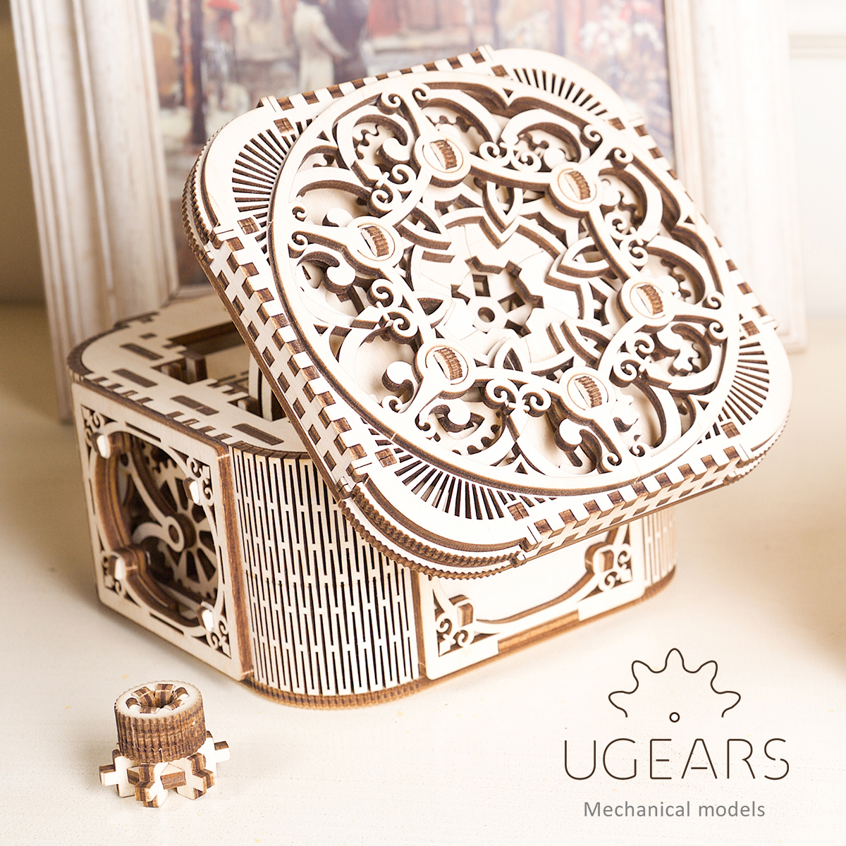 Ugears - Online Gift Store | Unique Puzzle | Educational Puzzle GamesHome and LifestyleAntiques - HandicraftsGurgaonMaruti Udyog
