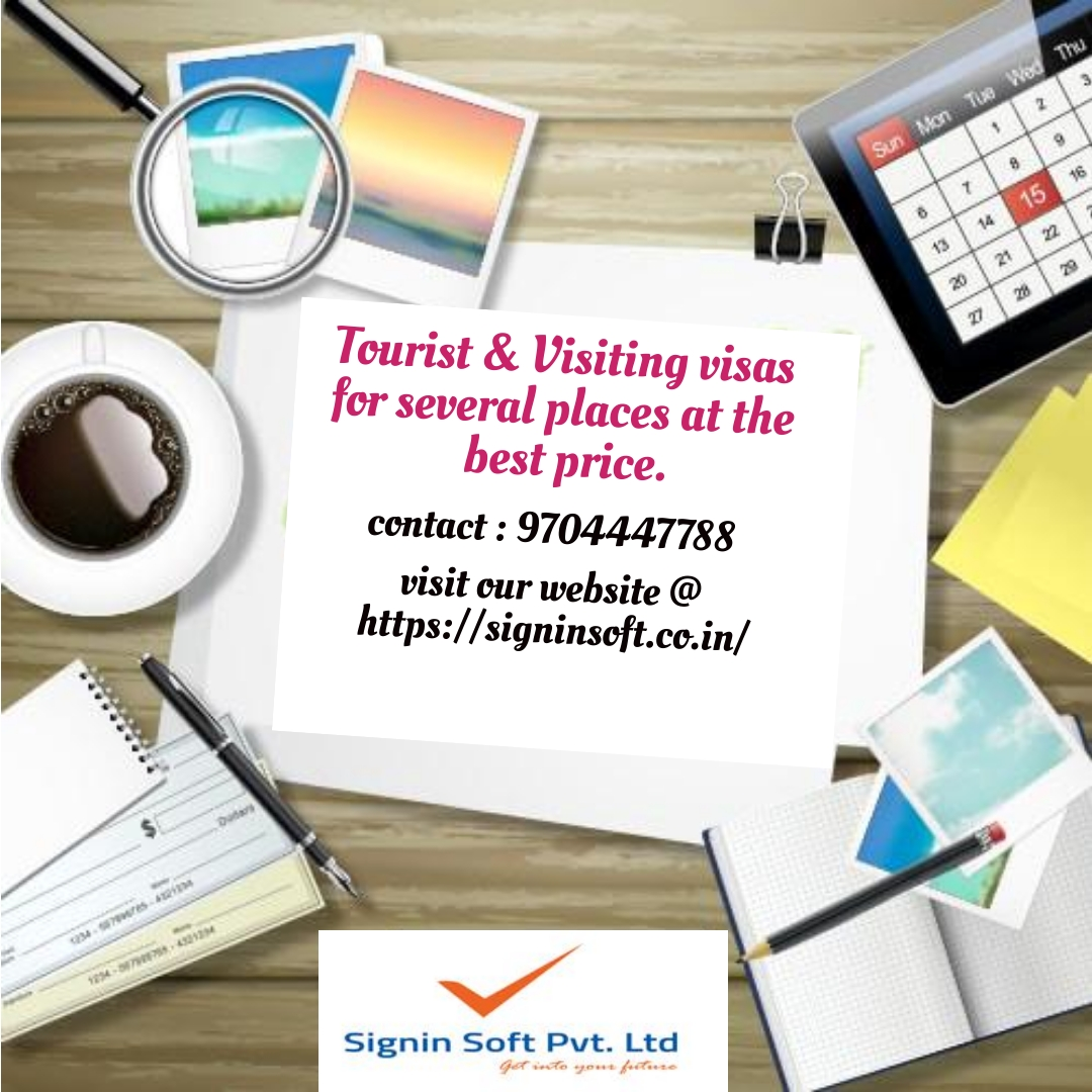 Signin Soft : Best Visa Consultants in HyderabadTour and TravelsImmigration ServicesGhaziabadOther