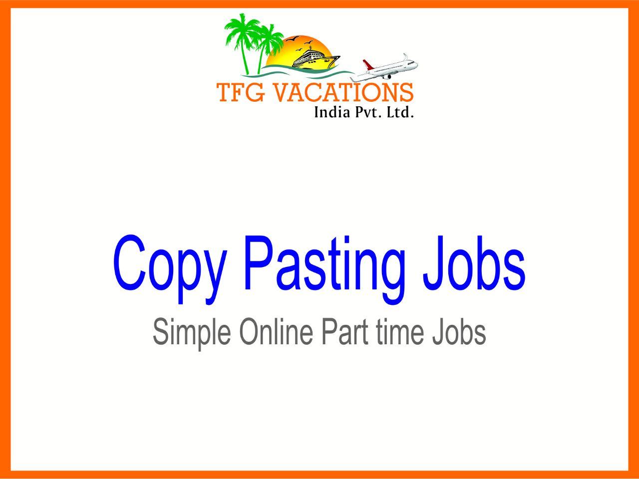 Immediate Requirement Candidate For Online Tourism PromotionJobsEducation TeachingFaridabadAjit Nagar