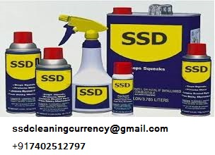 WE SALE SSD CHEMICAL IN CHENNAI FOR CLEANING CURRENCY