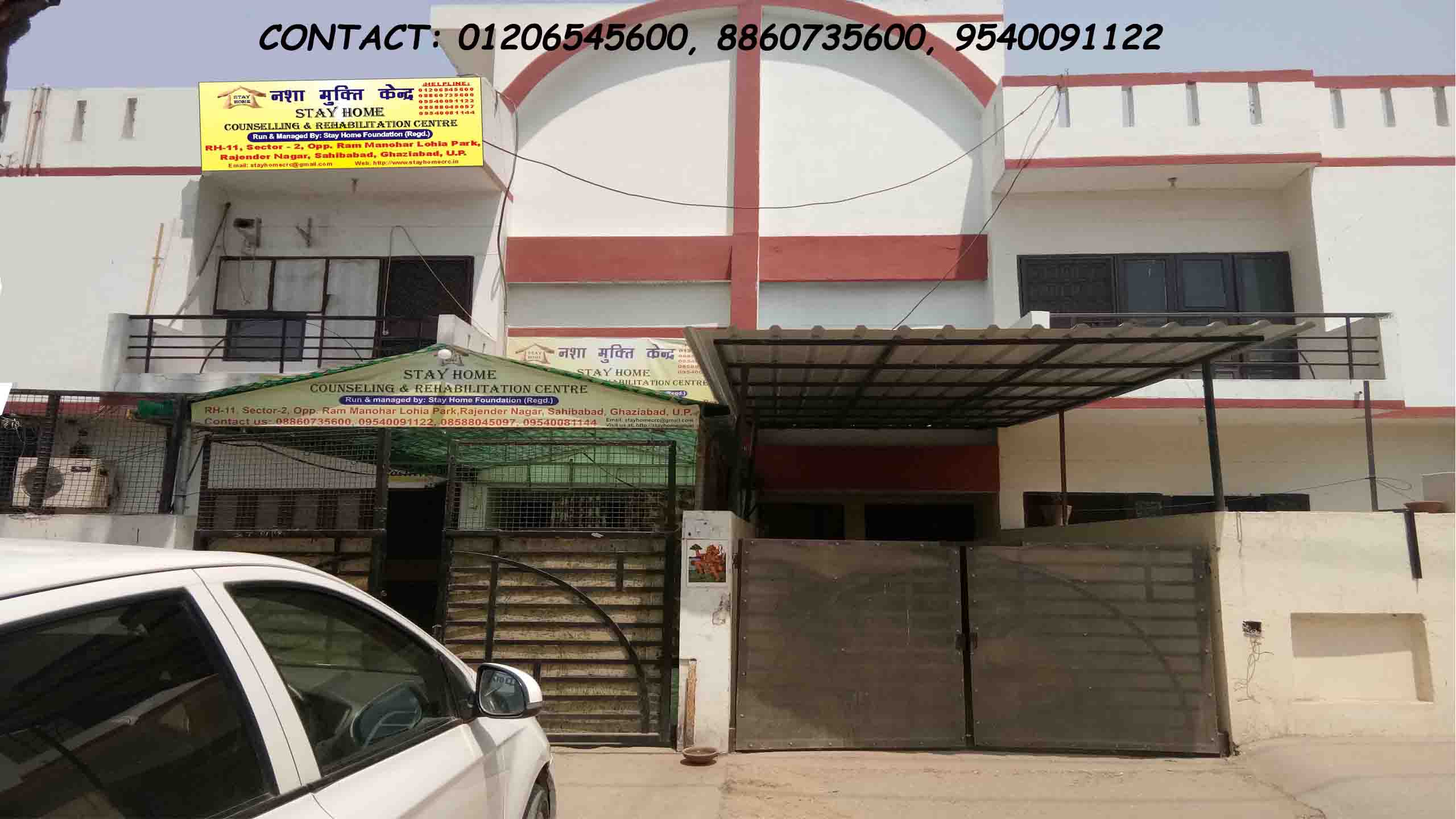 Nasha Mukti Kendra - Stay HomeHealth and BeautyAlternative TreatmentsGhaziabadMohan Nagar