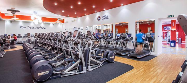 Gym in Malaviya Nagar