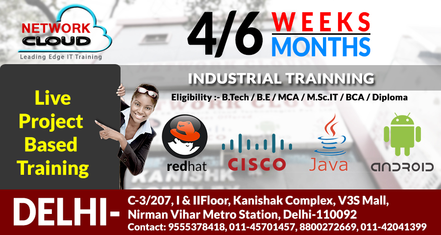 Industrial Training Institute in Delhi-CISCOEducation and LearningProfessional Courses