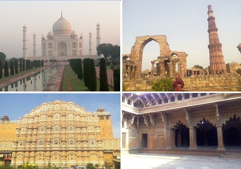 Golden Triangle Tour With LocalsTour and TravelsTour PackagesAll Indiaother