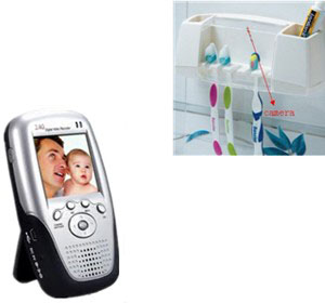 Wireless Toothbrush box Hidden CameraElectronics and AppliancesCameras - DigicamsNorth DelhiCivil Lines
