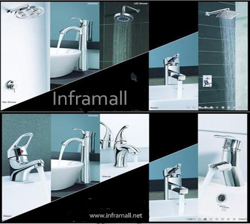 Bathroom fittings all india building material other for Bathroom accessories ads