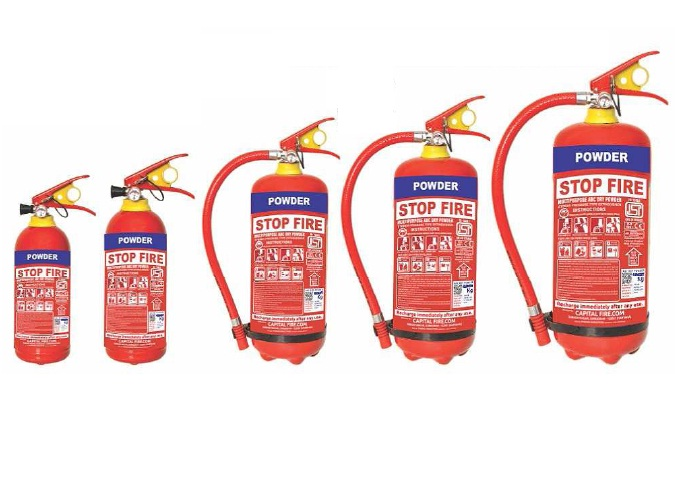 Portable Fire ExtinguishersManufacturers and ExportersIndustrial SuppliesAll Indiaother