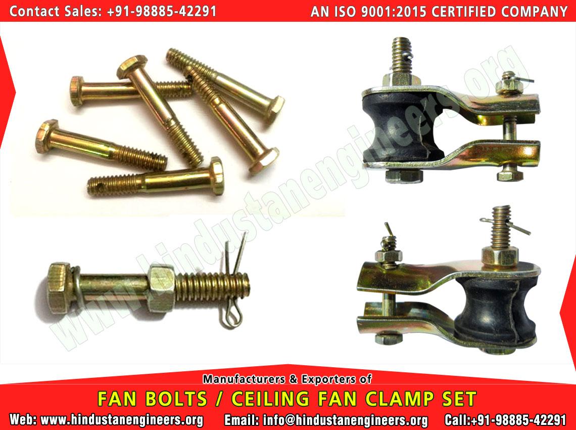 Fan Bolts / Fan ClampsBuy and SellHardware ItemsWest DelhiTilak Nagar