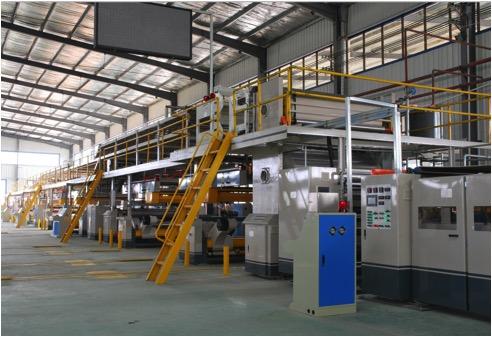 Corrugated Board & Box Making PlantsMachines EquipmentsIndustrial MachineryFaridabad