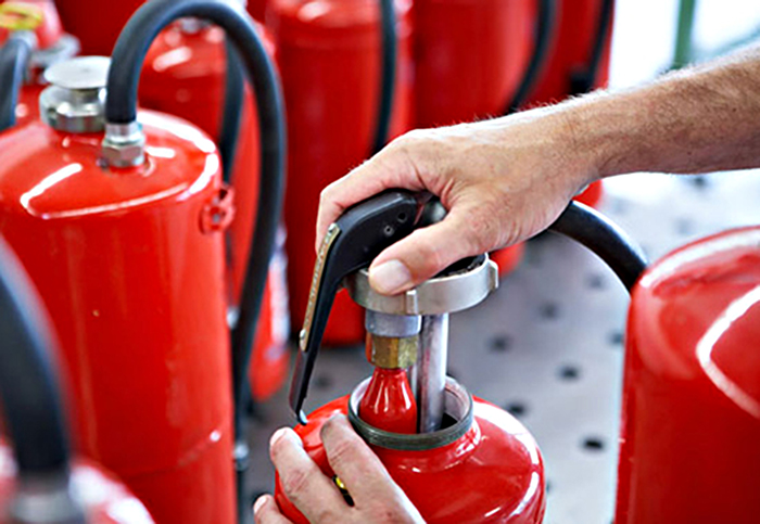 Fire Extinguisher Sales & RefillingServicesEverything ElseAll Indiaother