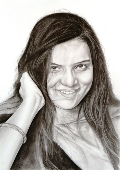 Best Pencil Sketch Artist in DelhiHome and LifestyleAntiques - HandicraftsSouth DelhiVasant Kunj