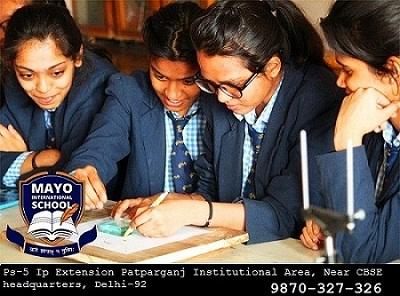 Schools in East Delhi | Best Nursery School in Delhi - MAYO INTERNATIONAL SCHOOLEducation and LearningPlay Schools - CrecheEast DelhiPatparganj