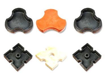 Rubber MouldManufacturers and ExportersPlastic & Plastic ProductsFaridabadOld Faridabad