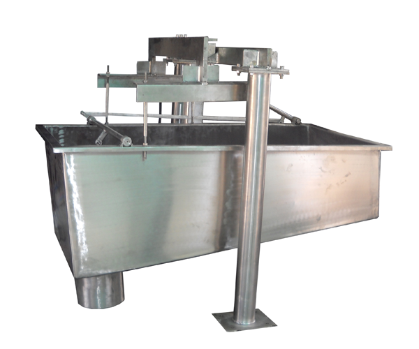 Milk Weighing Scale System
