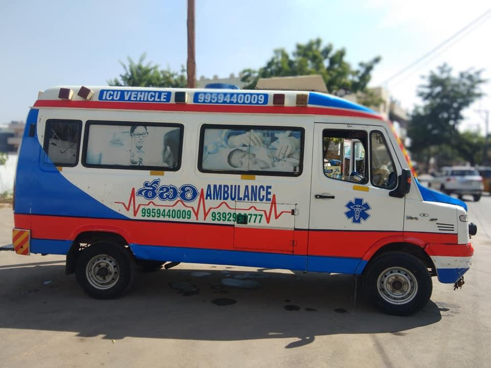 Basic Life Support AmbulanceServicesEverything ElseAll Indiaother