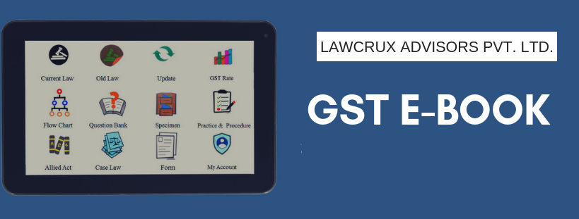 GST E-Book |Updated Law Acts & Tax PoliciesServicesLawyers - AdvocatesFaridabadBallabhgarh