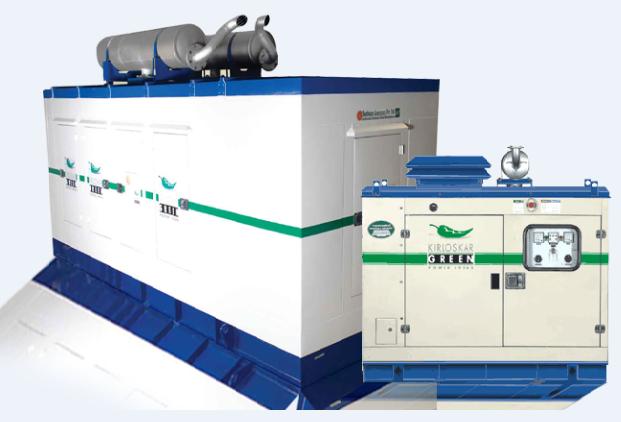Kirloskar Generator Sales & Service