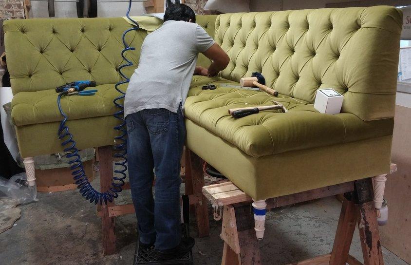 Sofa Manufacturing And Repair