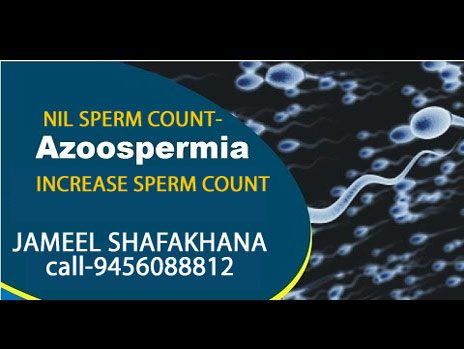 low / nil sperm count treatmentHealth and BeautyHealth Care ProductsNoidaNoida Sector 10