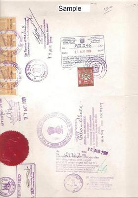 Iraq Visa Stamping, MEA Attestation/  apostille of Documents in DelhiTour and TravelsTravel AgentsSouth DelhiNehru Place