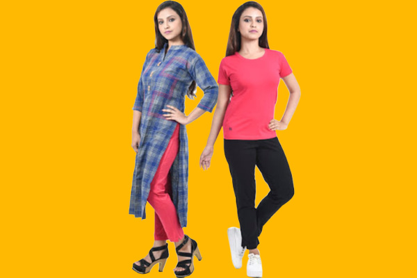 Trendy Leggings For WomenManufacturers and ExportersApparel & GarmentsAll Indiaother