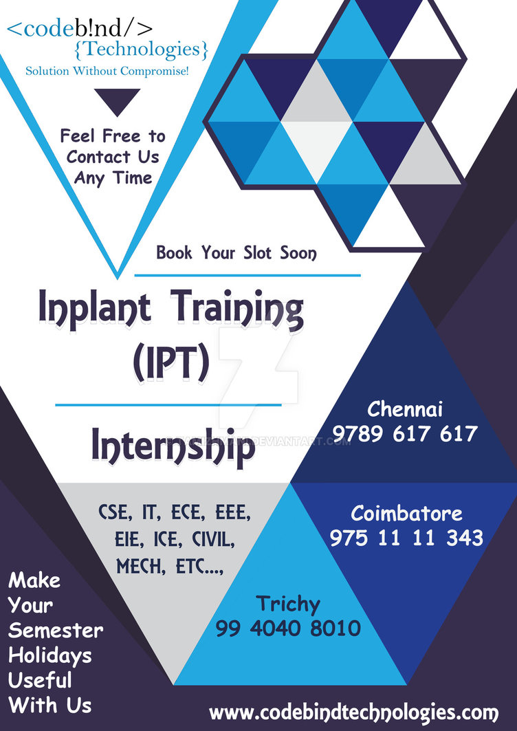 internship in chennai for eceEducation and LearningShort Term ProgramsAll Indiaother