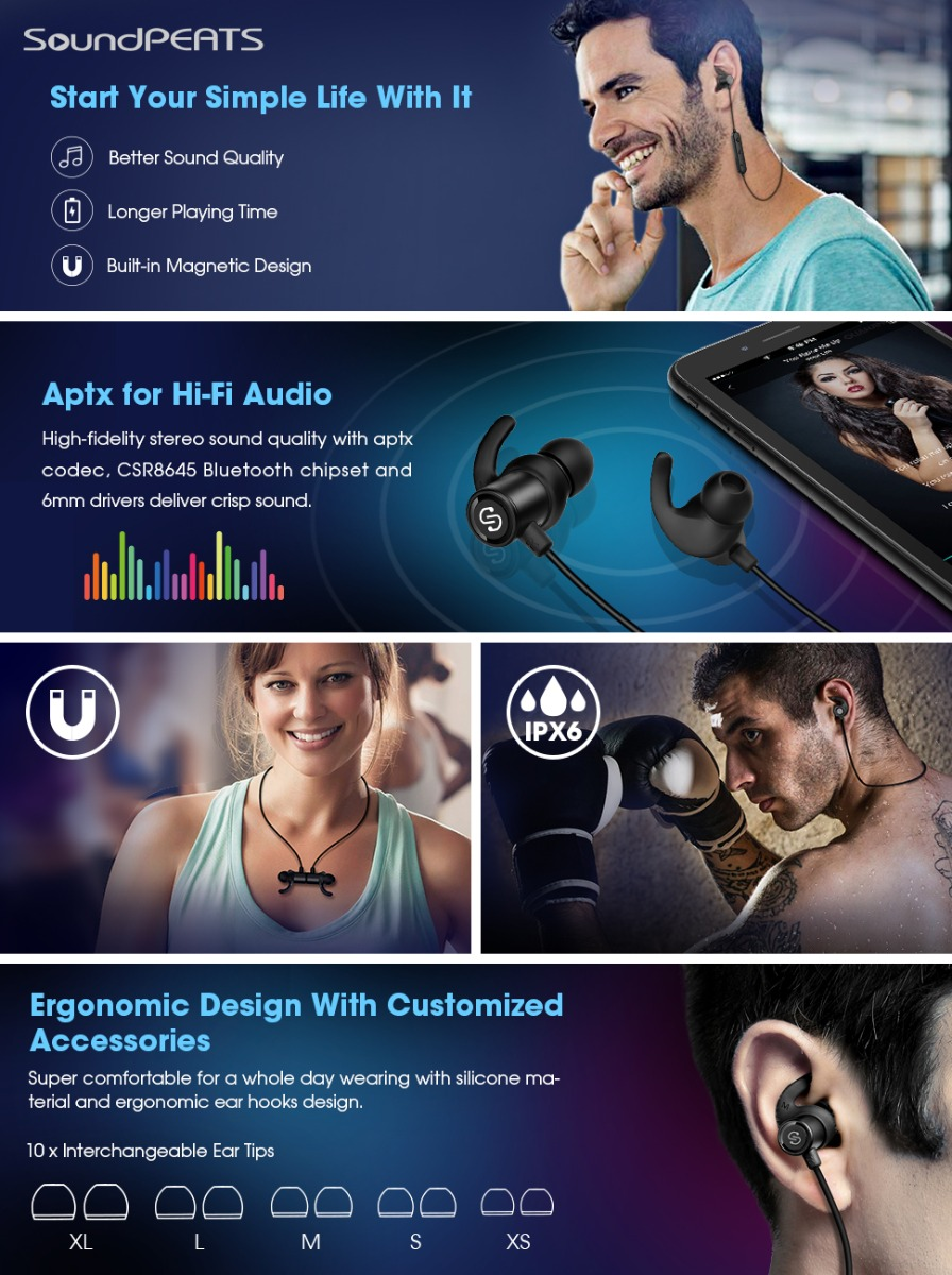 Switch to Next Generation Bluetooth Earphones TodayBuy and SellElectronic ItemsCentral DelhiOther